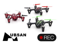 Hubsan X4 Mini Quadcopter med kamera