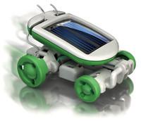 6-i-1 Solar Robot