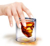 Dødningehoved-shotglas