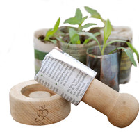 Lav dine egne urtepotter