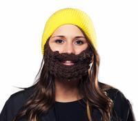 Beardo Beanie - hue med skæg