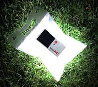 Luminaid oppustelig solcellelampe