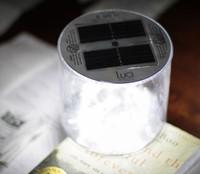 Luci oppustelig solcellelampe