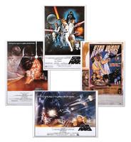 Klassiske Star Wars Plakater