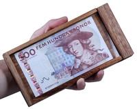 Gaveæske til penge