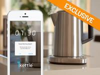 iKettle app-styret elkedel