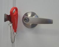 Add-A-Lock transportabel dørlås